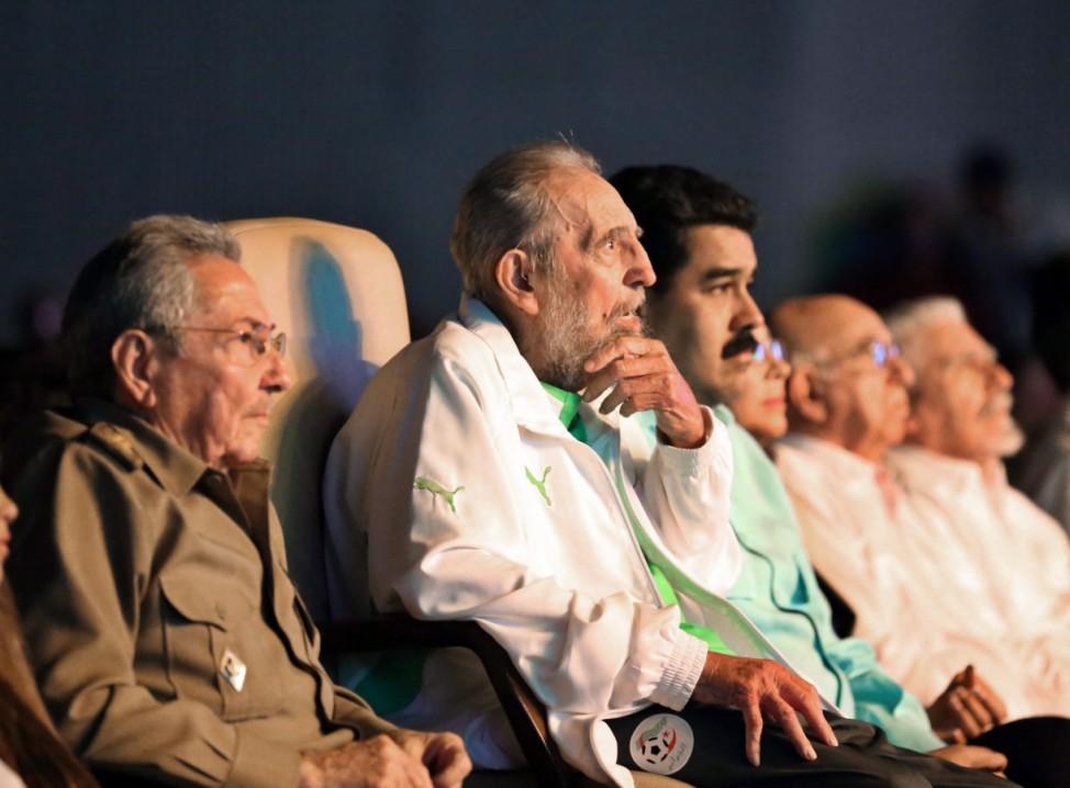 Fidel Castro 90th birthday