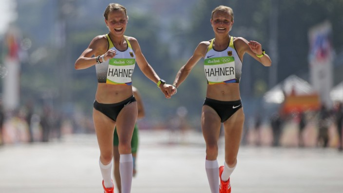 Athletics - Women's Marathon