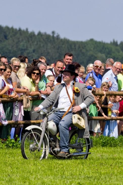 Ochsenrennen Steinkirchen
