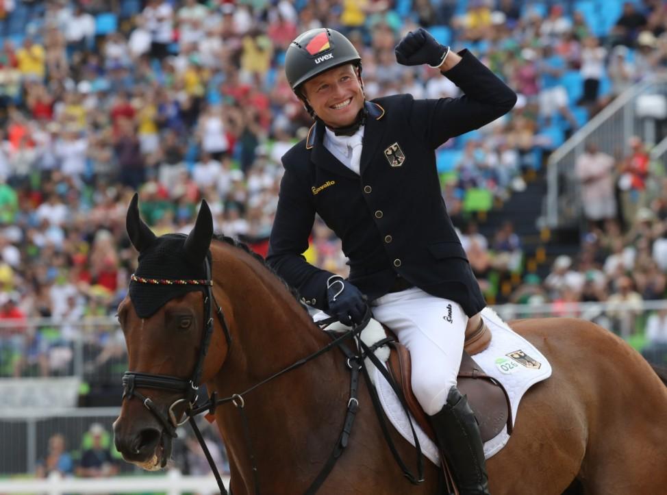 Rio 2016 - Pferdesport Vielseitigkeit