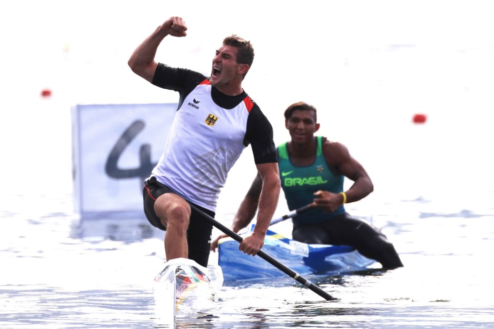 *** BESTPIX *** Canoe Sprint - Olympics: Day 11