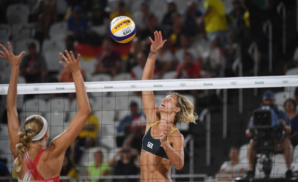 Olympic Games 2016 - Beach Volleyball
