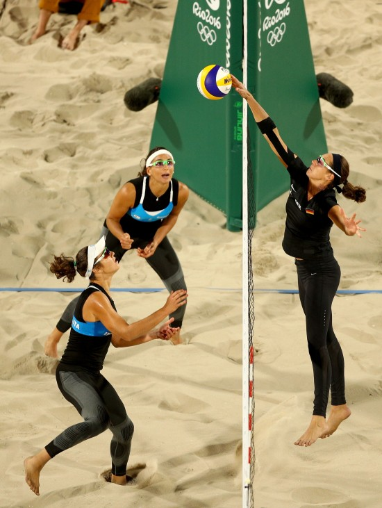 Beach Volleyball - Olympics: Day 6