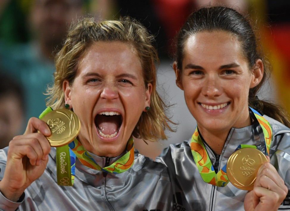 Olympic Games 2016 Beach-Volleyball