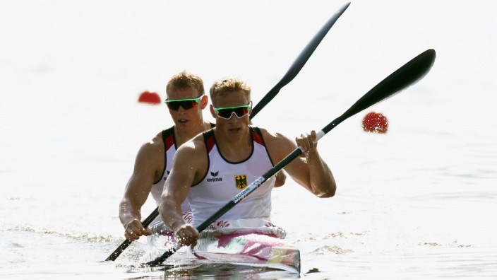 Canoe Sprint - Olympics: Day 12
