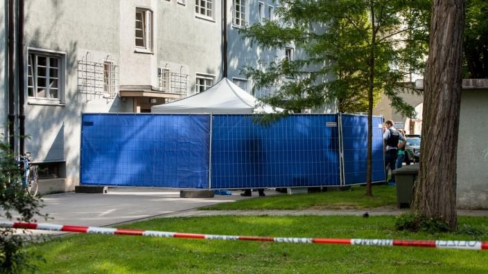 Frau erstochen, Bayrischzeller Straße, Obergiesing
