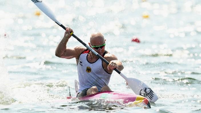 Canoe Sprint - Olympics: Day 14