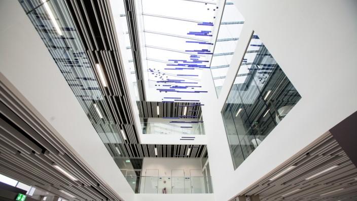 Katalysezentrum der TU auf dem Forschungscampus Garching