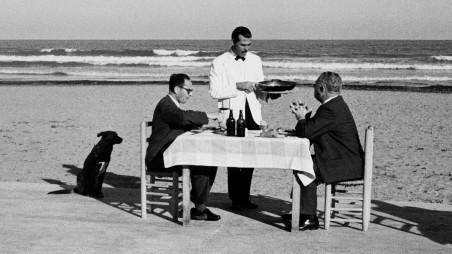 Almuñécar, Costa del Sol, 1961.