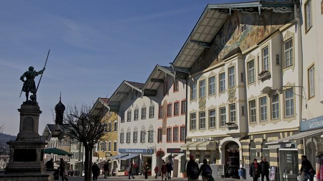 Marktstraße Bad Tölz Moralthaus