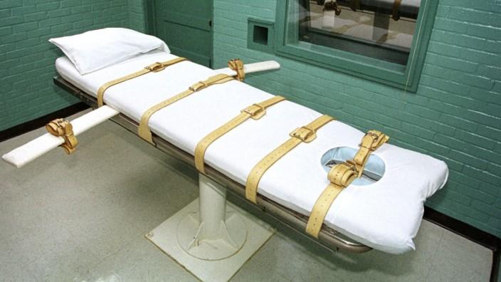 Hinrichtungen in den USA