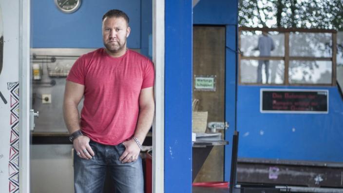 Bremen: Portrait, Murat Kurnaz,  ehemaliger Häftling in Guantanamo-Bay