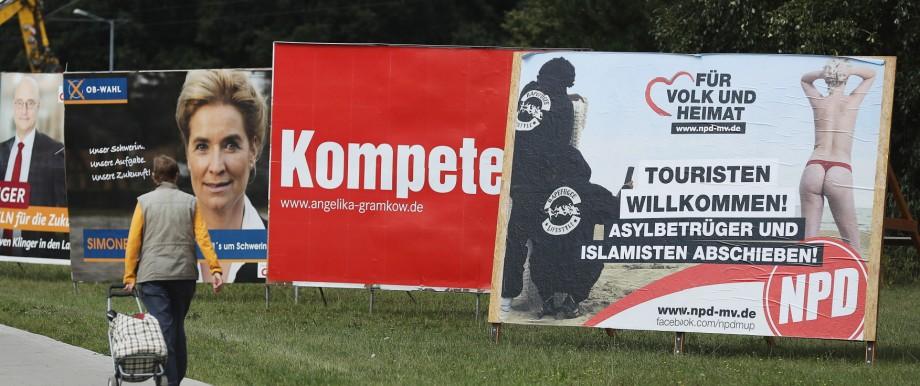 Mecklenburg-Western Pomerania Prepares For State Elections