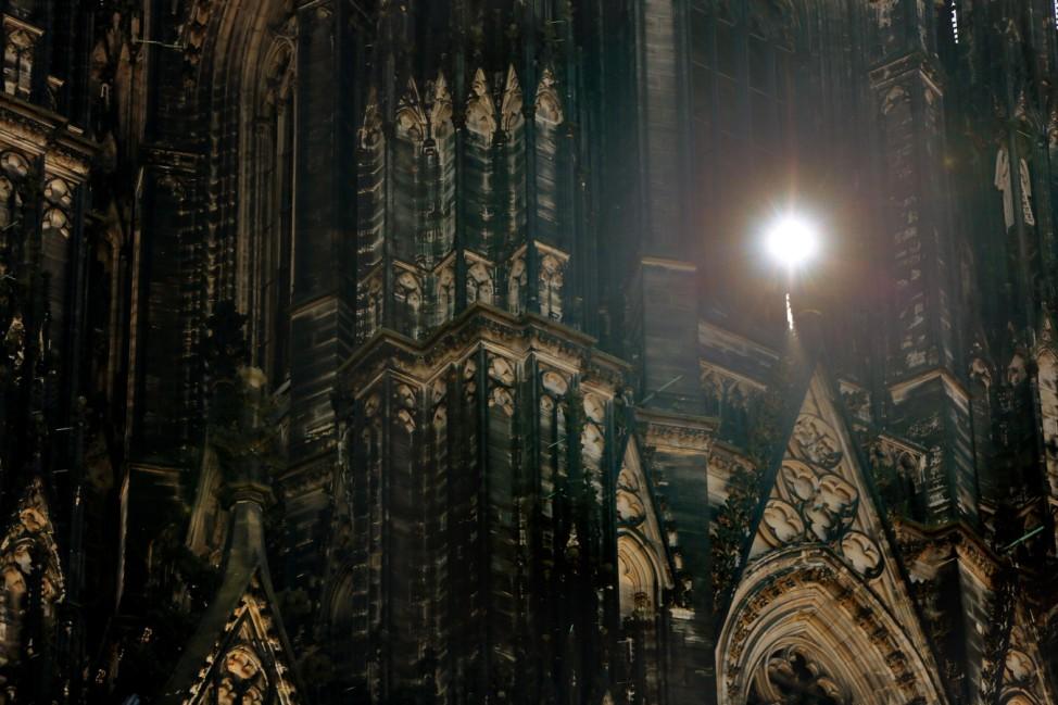 Sonnenschein in Köln