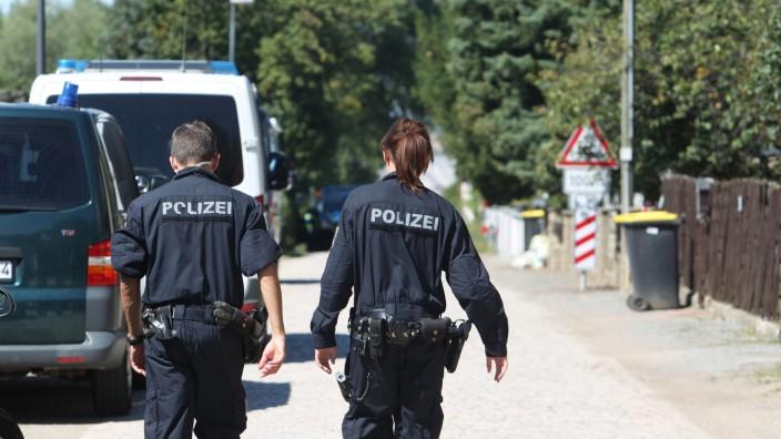 Schusswechsel bei Polizeieinsatz in Reuden