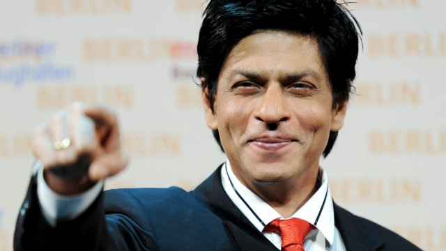 Shah Rukh Khan wird 50