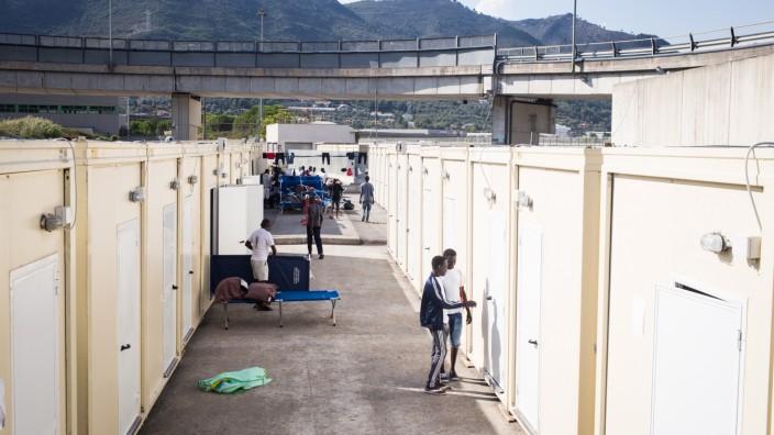 Vintimille, un petit Calais à la frontière franco-italienne