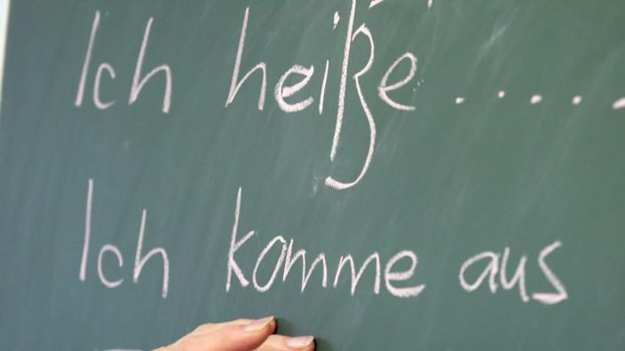 Intensiv-Deutschkurs für Flüchtlinge