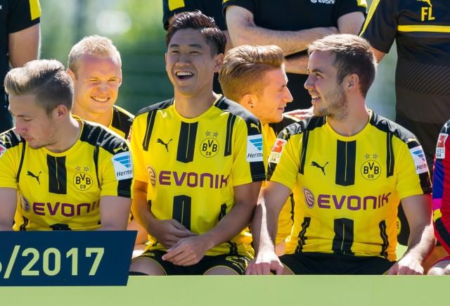 Borussia Dortmund - Fototermin
