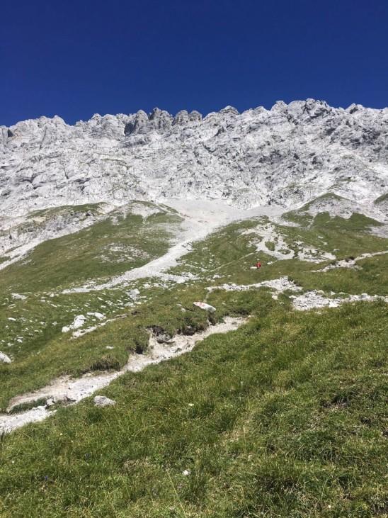 Watzmannüberschreitung, Watzmann, Berchtesgaden, Watzmannhaus