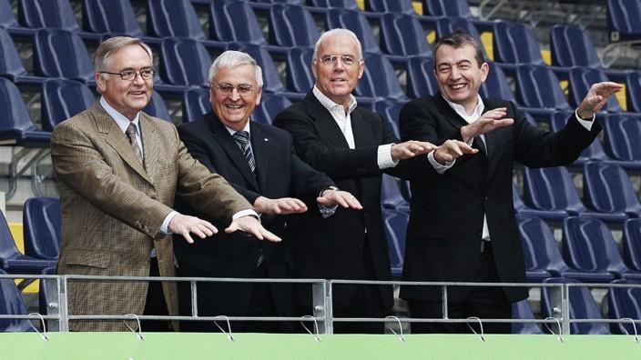 Fußball-WM 2006 - Organisationskomitee