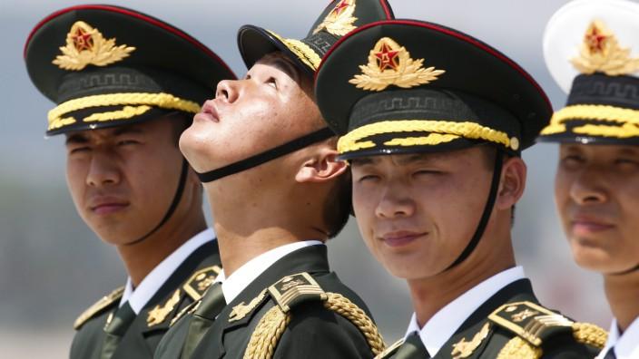 China G20 Summit arrivals