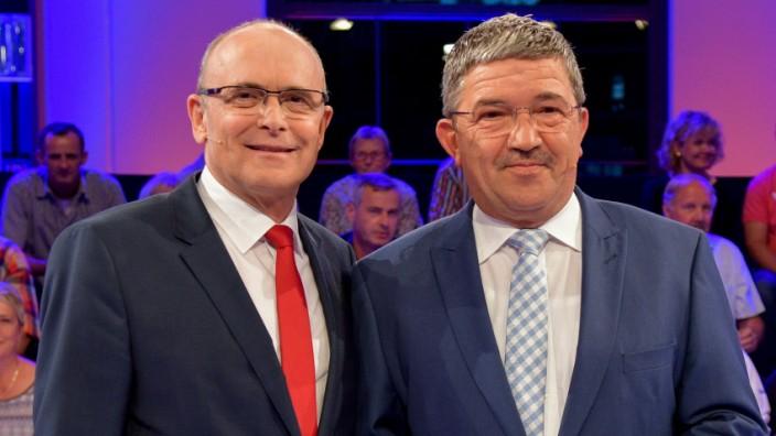NDR Wahlarena zur Landtagswahl MV