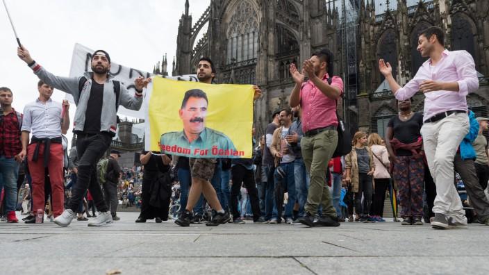 Kurden-Demonstration in Köln geplant