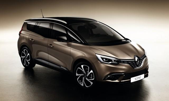 Der neue Renault Grand Scenic.