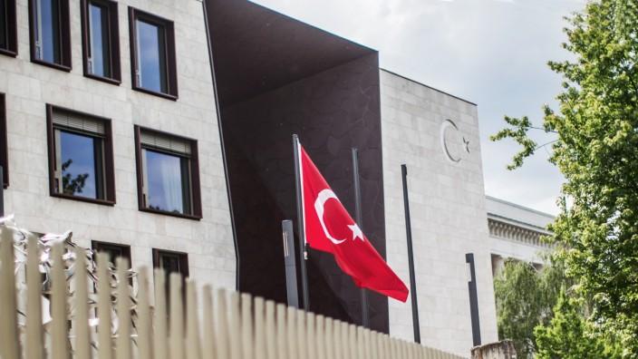 Türkische Botschaft in Berlin
