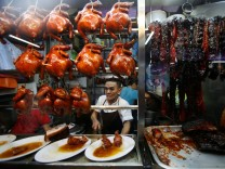 Singapurische Garküche: Märchen mit Anfang und Ende