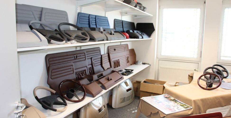 Memminger Feine Cabrios & Stahlbau GmbH: Showroom