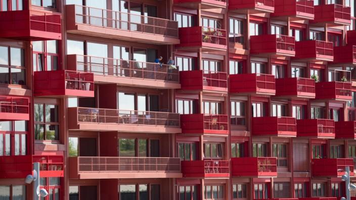Wohnungsneubauten in Berlin