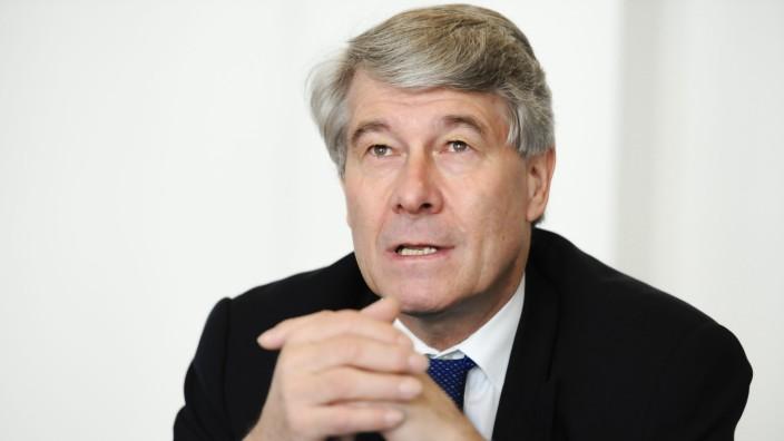 Gashersteller: Wolfgang Büchele hat bei Linde keine Zukunft mehr.