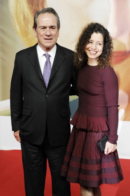 Filmpremiere WIE BEIM ERSTEN MAL Tommy Lee Jones mit Ehefrau Dawn Jones Filmpremiere WIE BEIM ERSTE