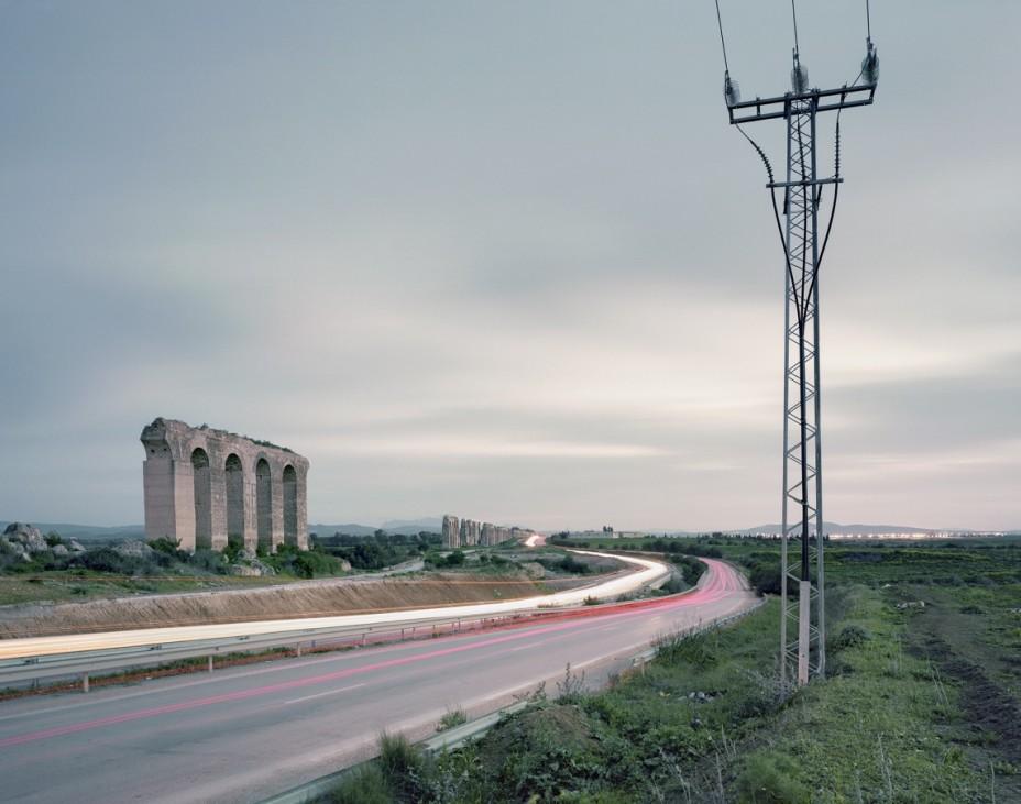 Aquädukt von Karthago, Mohammedia, Tunesien, 2013