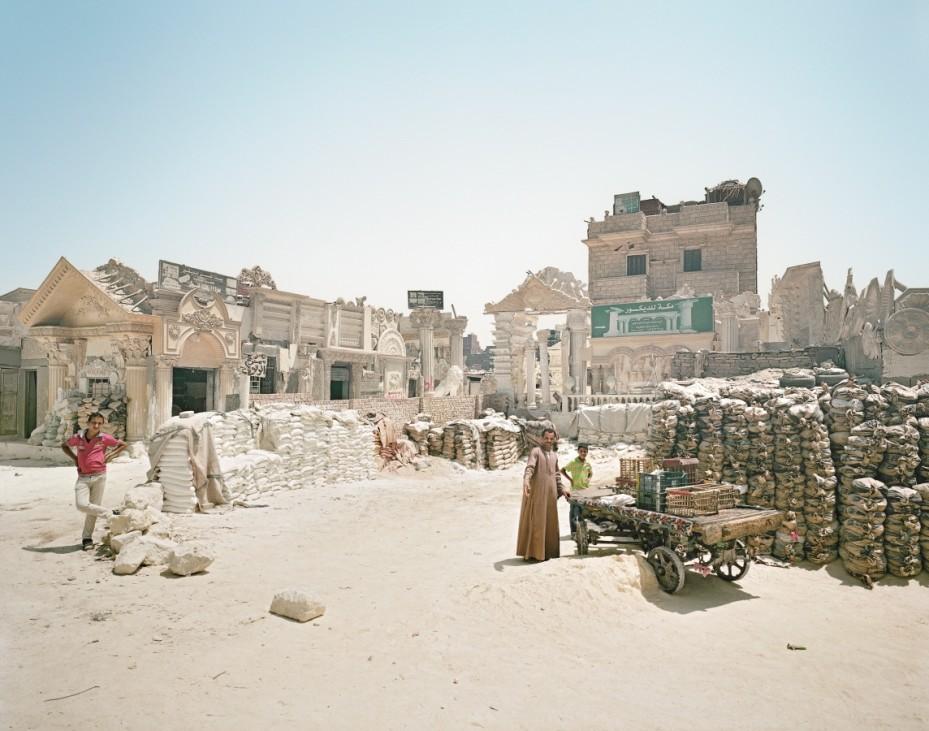 Fustat (Alt-Kairo), Kairo, Babylon, Ägypten, 2015