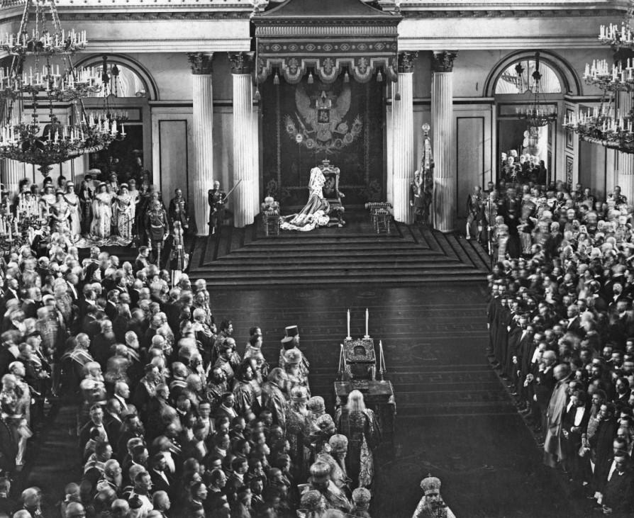 Die erste russische Reichsduma 1906