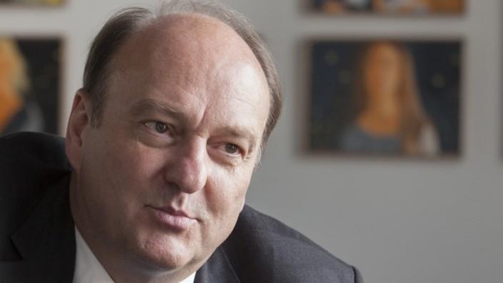 Hubertus Andrä, Polizeipräsident München