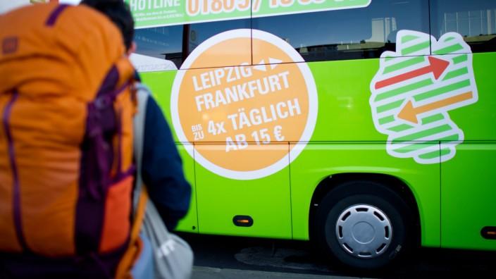 Busbahnhof Frankfurt
