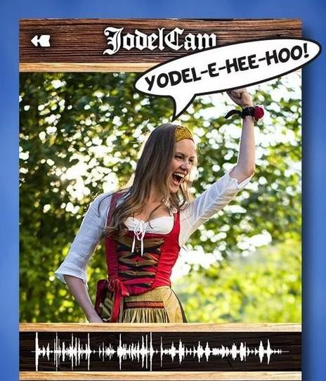 Jodel App - für  Braucht's des Wiesn-Kolumne