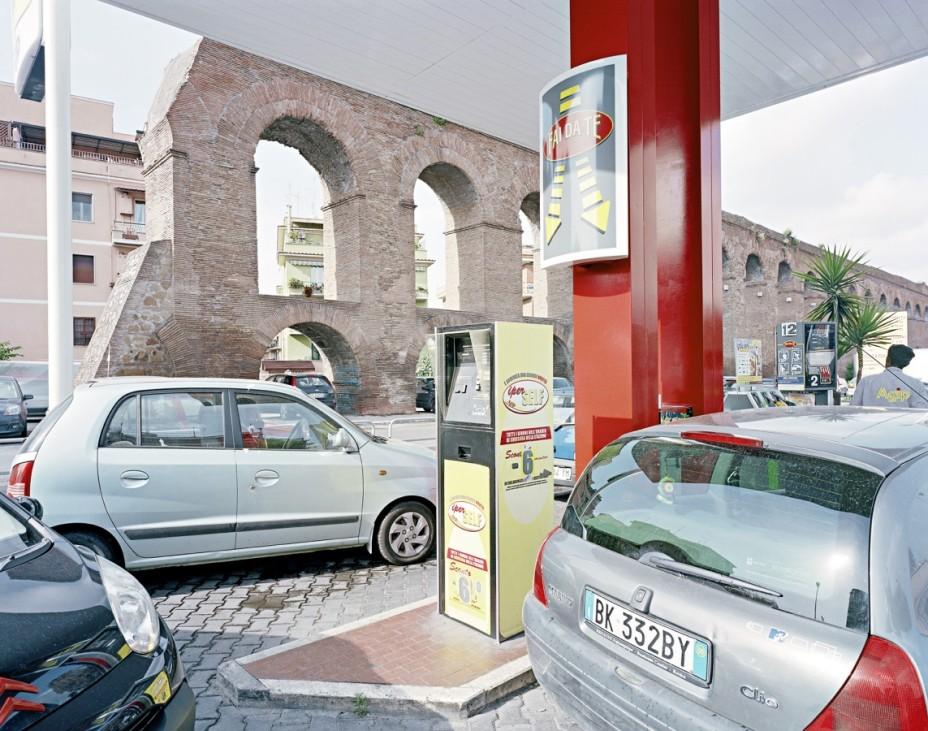 Alexandrina Aquädukt, Rom, Rôma, Italien 2010