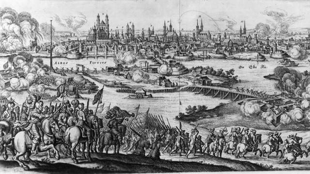 Plünderung der Stadt Magdeburg, 1631
