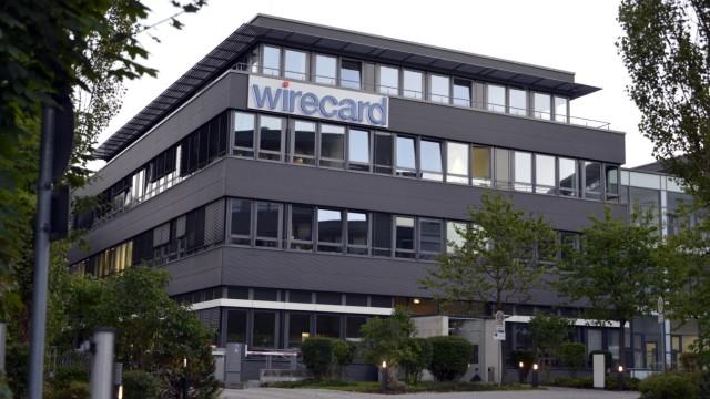 Aschheim: Hübsch ist das Gebäude nicht, in dem Wirecard sitzt.