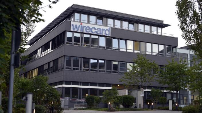 Finanzen: Die Zentrale von Wirecard in Aschheim bei München.