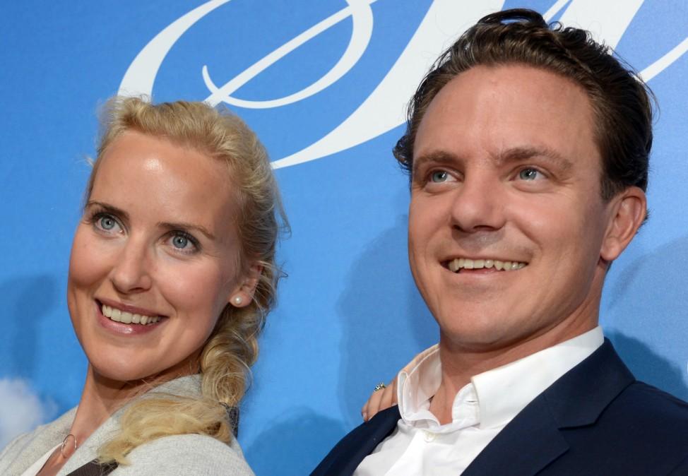 Stefan Mross und seine Frau