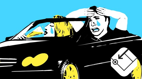 Sorgen der Mittelschicht: Schon schlimm: Wer viel hat, kann viel verlieren.
