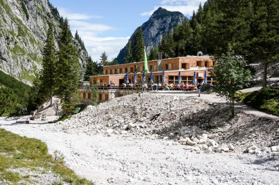 Zugspitze Bergwanderung 360 Grad virtuelle Begehung Besteigung