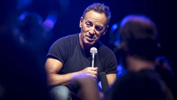 Bruce Springsteen in Australien, 2014