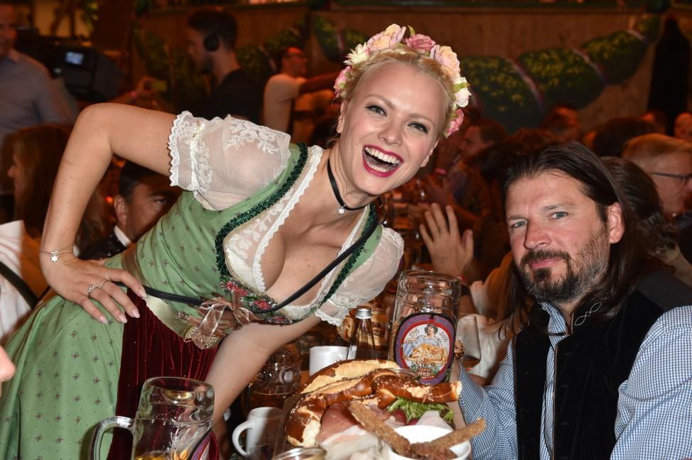 Celebrities At Oktoberfest 2016 - Day 10